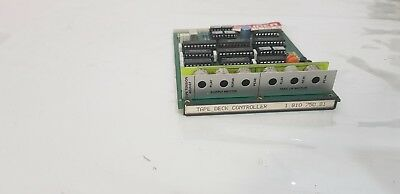 $150 • Buy Studer A810 Tape Deck  Controler  Pcb 1.810.750