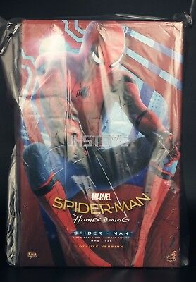 $ CDN1214.42 • Buy New Hot Toys 1/6 Spider-Man Homecoming Spider Man Deluxe Version MMS426 Japan