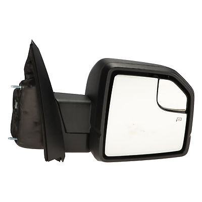 $444.84 • Buy OEM NEW Left Driver  Power Fold Heated Mirror W/ Turn Signal 15-17 Ford F-150