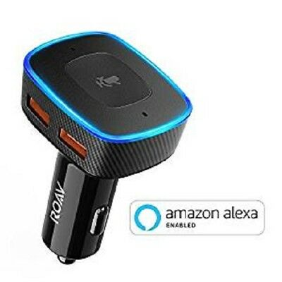 AU69.90 • Buy Anker Roav VIVA Alexa-Enabled 2-Port USB Car Charger