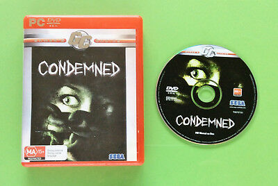 AU9.95 • Buy Condemned Criminal Origins For PC - See My Store For More Games