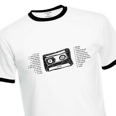 Mixtape T-Shirt Of Their 24 Greatest Hits: West End Girls, Always On My Mind • 19.99£