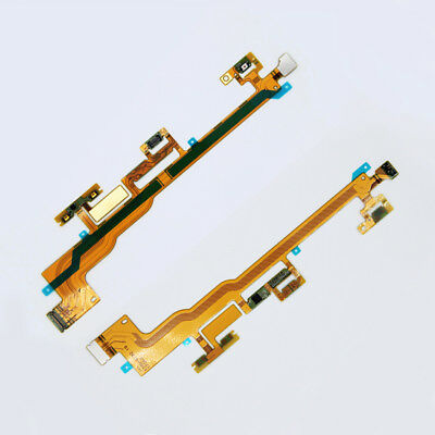 $ CDN22.69 • Buy OEM Power On Off  Volume Button Flex Cable Fr Sony Xperia XZ Premium G8141 G8142