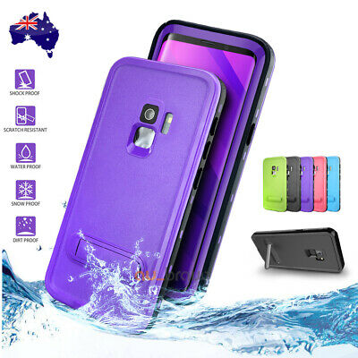 AU15.95 • Buy Waterproof Case Shockproof Box For Samsung Galaxy S9 S10 S20 S21 Ultra Note 20