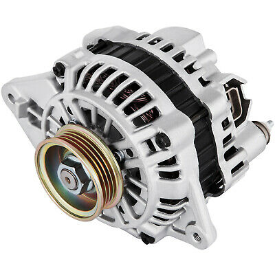 AU92.48 • Buy 100A Alternator For Mitsubishi Pajero NF NG NH NJ NK NL V6 Engine 3.0L Petrol