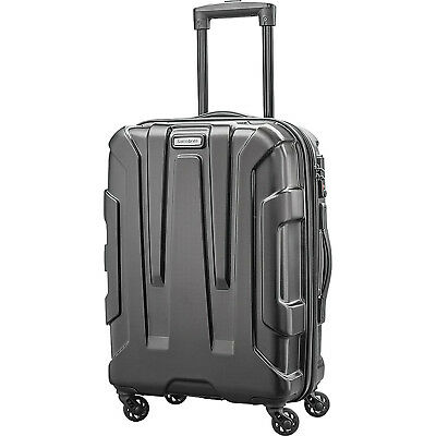 "View Details Samsonite Centric Hardside 20"" Carry-On Luggage Spinner Suitcase - Choose Color • 69.99$"