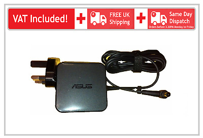 Genuine Asus Zenbook VivoBook ADP-33AW 5.5mm X 2.5mm PSU Laptop Adapter Charger • 17.99£