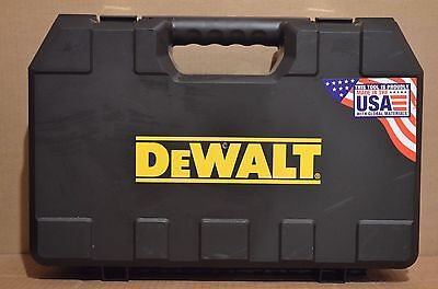 $25.99 • Buy DEWALT Hard Case To Hold DCD995 DCD996 DCD996B Hammer Drill + 2)Battery, Charger