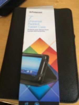 £8.50 • Buy Polaroid Universal 7  Padded Tablet Case - New And Unused