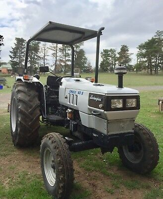 AU25500 • Buy Lamborghini Cross 65 S Tractor In Excellent Condition