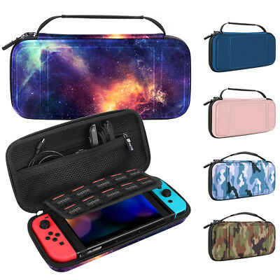 $16.09 • Buy For Nintendo Switch Carry Case Portable Travel Bag Pouch Protective Hard Shell