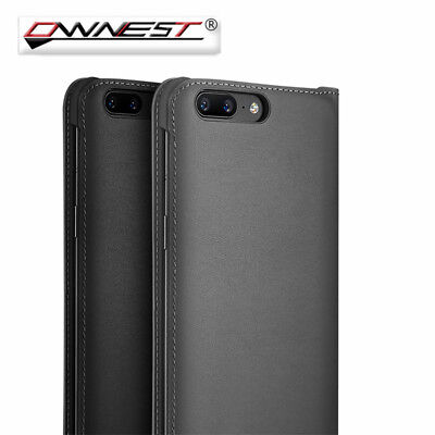 AU6.74 • Buy For OnePlus 6 5T 7 PRO Official Flip Leather Case Cover Smart Wake Sleep Wallet