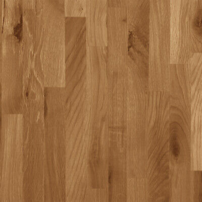 Rustic Oak Worktops, Solid Wood 40mm Stave Top Quality Timber Kitchen Surfaces • 14.99£