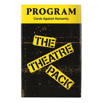 AU16.95 • Buy Cards Against Humanity Theatre Pack NEW
