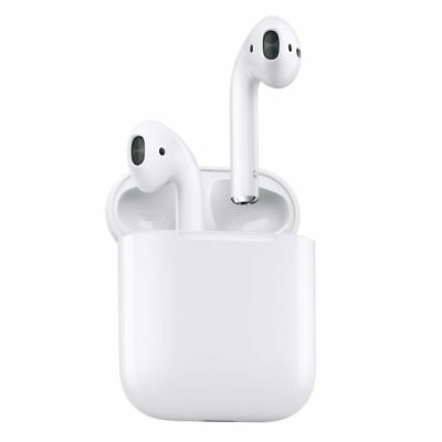 AU149.01 • Buy Apple AirPods With Charging Case White MMEF2AM/A Airpod 1st Gen