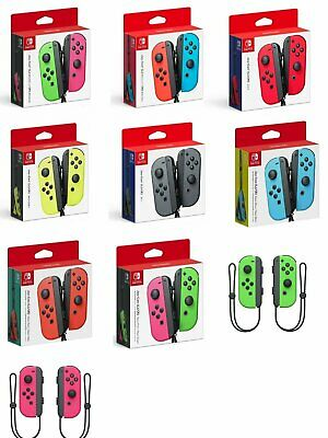 $95.50 • Buy Global Ship Nintendo Switch Joy Con Wireless Controller Various Color Available