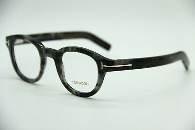 243b1dc06d New Tom Ford Tf 5429 55a Grey Silver Eyeglasses Authentic Rx Tf5429 45-23 W