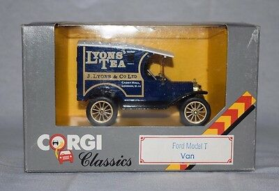 $9.99 • Buy 1985 Corgi Classics Diecast Ford Model T Van C865 (Box 23)