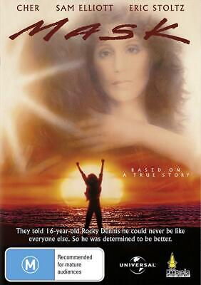 AU9.95 • Buy Mask DVD Cher New And Sealed Australian Release