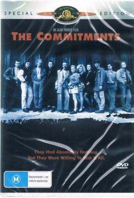 AU9.95 • Buy The Commitments DVD New And Sealed Australian Release