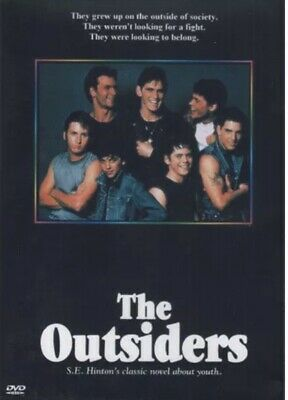 AU8.95 • Buy The Outsiders DVD New And Sealed Manufactured Aussie Release