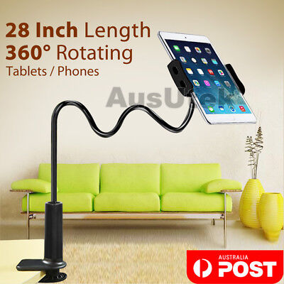 AU14.75 • Buy Universal Lazy Bed Long Arm Stand Holder For IPad Samsung Android Tablet 4-10.5