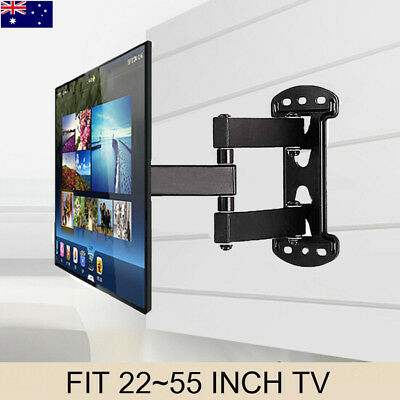 AU32.93 • Buy 32-55  Solid Arm TV Wall Mount Bracket For Samsung Panasonic Philips Sony LG LED