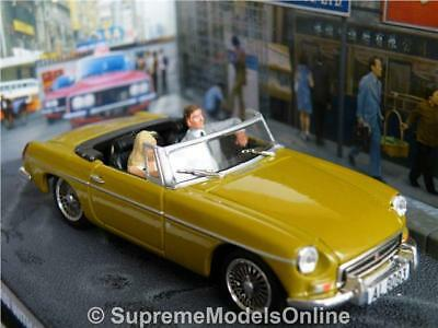 Mgb Roadster Car Model 1/43rd Size 2 Door Convertible Sports 70's Type Y0675j^*^ • 22.99£
