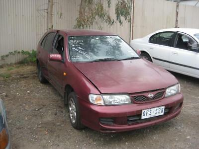 AU110 • Buy NISSAN PULSAR RIGHT HEADLAMP N15 NON SSS TYPE 03/1998-06/2000, 186624 Kms