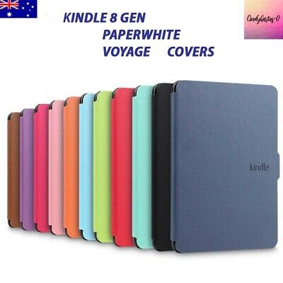AU10.85 • Buy  ULTRA SLIM COVER CASE FOR NEW KINDLE 8TH 10TH GEN, PAPERWHITE, VOYAGE AU Stock