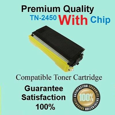 AU39.90 • Buy 3x TN2450 TN-2450 WITH CHIP Toner Compatible For BROTHER MFC L2713DW MFC L2730DW