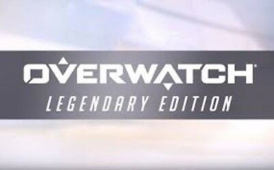 AU61.40 • Buy Overwatch Legendary Editon PC