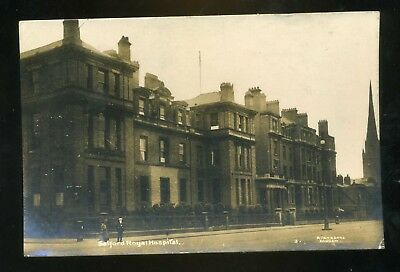 £9.99 • Buy SALFORD Lancashire   The Royal Hospital Exterior With People In Road  RP