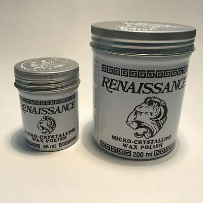 Renaissance Micro-Crystalline Wax Polish 2 Sizes • 11.99£