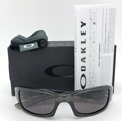 404ca03db6a70 NEW Oakley Fives Squared Sunglasses Grey Smoke Grey Five SQ 9238-05  AUTHENTIC • 71.99