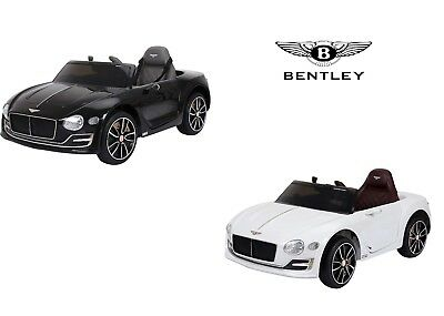 Official Licensed 12v Bentley Exp12 Kids Electric Ride On Car + Parental Remote • 139.99£