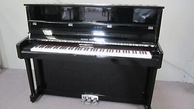 AU3990 • Buy New Piano - Premium Series Pearl River Piano - Black, BUP 121B Model 121cms