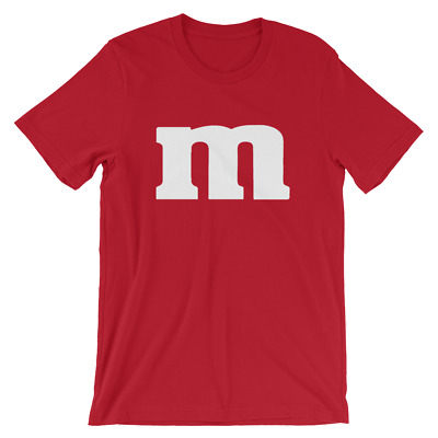 $19.95 • Buy Halloween Candy M&M Costume Funny Group Idea T-Shirt
