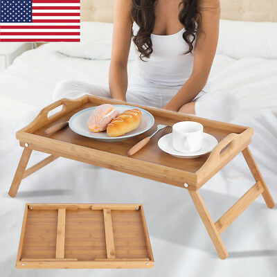 Serving Trays Serving Tray Tea Coffee Table Wooden Breakfast In Bed Gift Present 53x33x23cm Un Home Furniture Diy Tallergrafico Com Uy