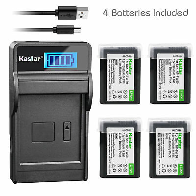 $ CDN37.88 • Buy NP-FW50 Battery & LCD Charger For Sony ILCE-6500 Alpha A6500, ILCE-QX1L