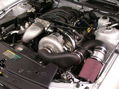 $7484.99 • Buy Paxton Ford Mustang GT 4.6L 3V 05-06 Complete NOVI 2200 Supercharger Intercooled
