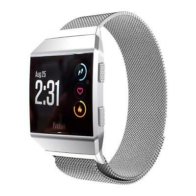 $ CDN26.09 • Buy Replacement Strap Band Wrist Bracelets For Fitbit Ionic Adjustable Milanese Loop