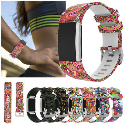 AU10.99 • Buy For Fitbit Charge 2 Replacement Smart Watch Bands Strap Bracelet Wrist Band Fit