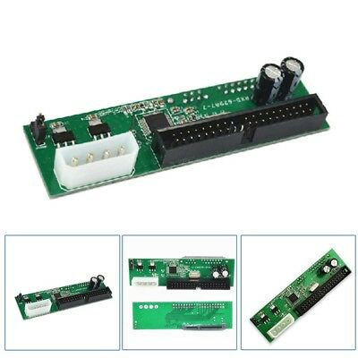 1* PATA IDE TO SATA Converter Adapter Plug 7+15 Pin 3.5/2.5