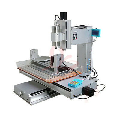 $ CDN3342.05 • Buy New Model 5 Axis Metal CNC Engraving Machine 3040 With High Performance 1500W