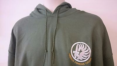 £20.95 • Buy French Army French Foreign Legion Hoodie