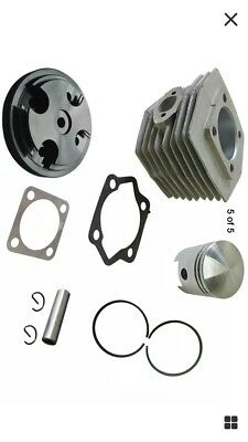 $ CDN64.61 • Buy Cylinder Head KIT 2-Stroke ENGINE  66c High Compression RACING Motorized Bicycle