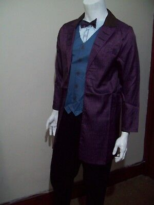 £14.99 • Buy MENS  DR WHO   11th  DOCTOR   FANCY DRESS COSTUME SIZE   X LARGE