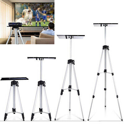 AU43.95 • Buy Aluminum Projector Laptop DV Video Camcorder Tripod Stand Holder With Carry Bag