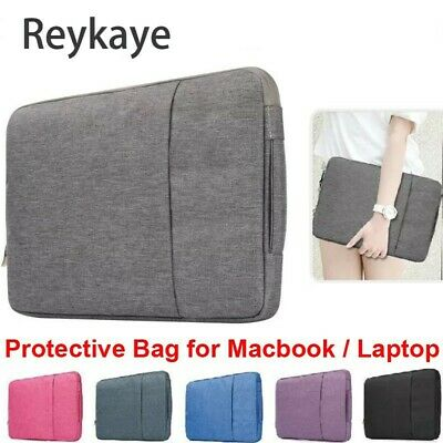 Case Bag For Apple Macbook Air/Pro/Retina IPad Laptop Carrying Protective Sleeve • 10.99£
